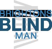 Brightons Blind Man Logo