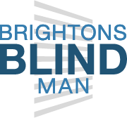 Brightons Blind Man Logo